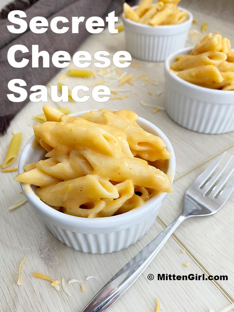 Secret Cheese Sauce