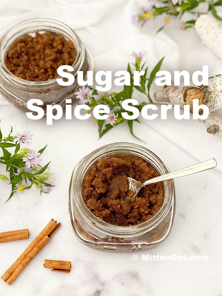 Sugar and Spice Body Scrub