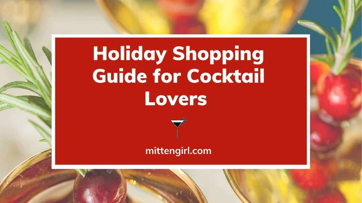 Holiday Shopping for Cocktail Lovers