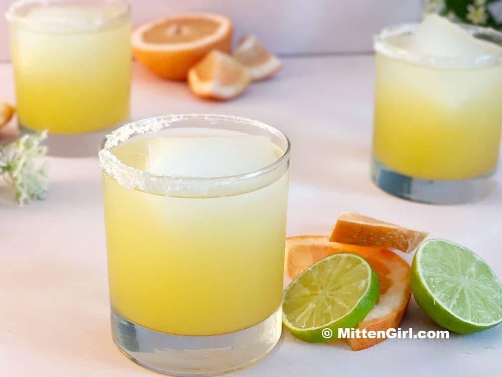 Citrus Margaritas