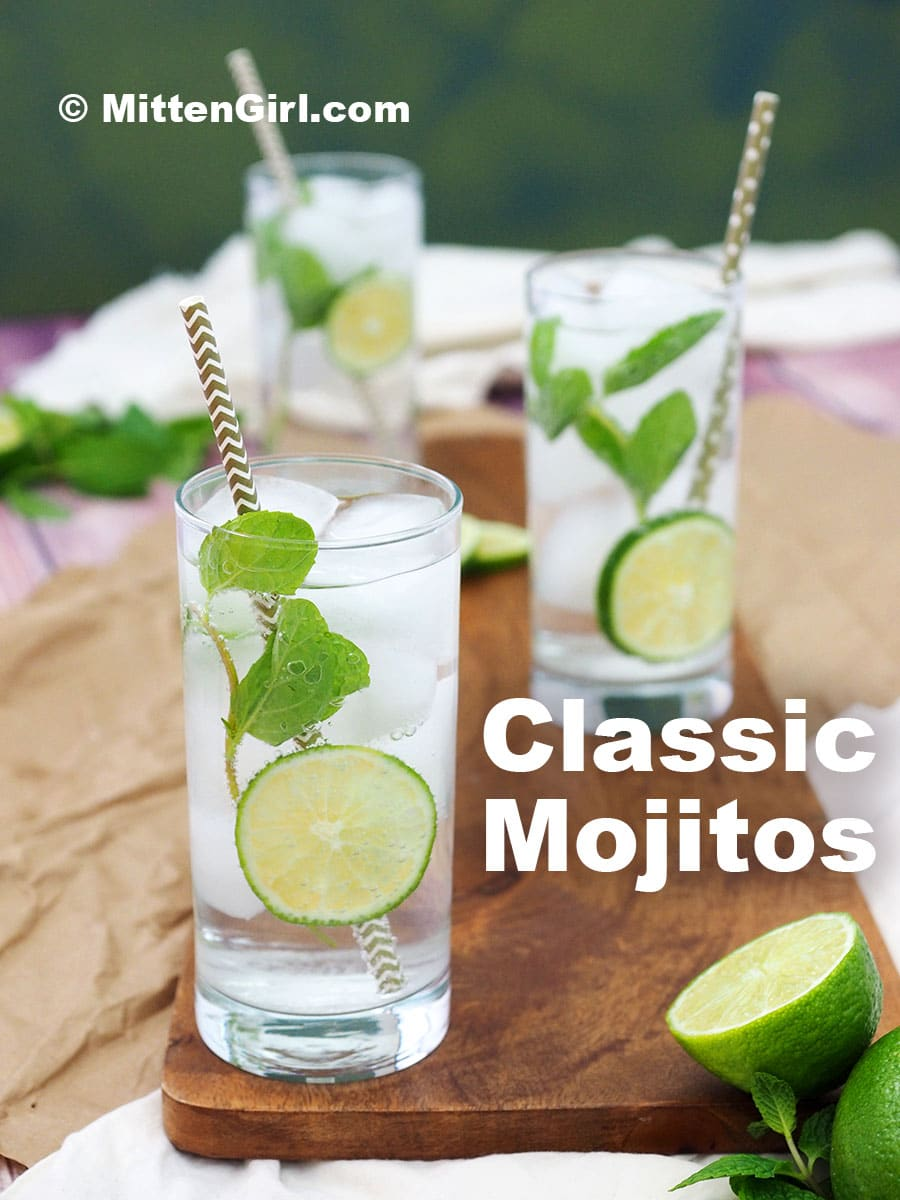 Classic Mojitos